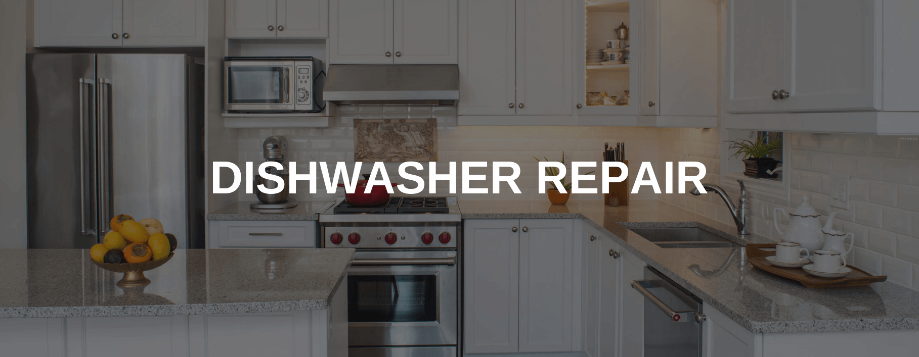 dishwasher repair fort worth