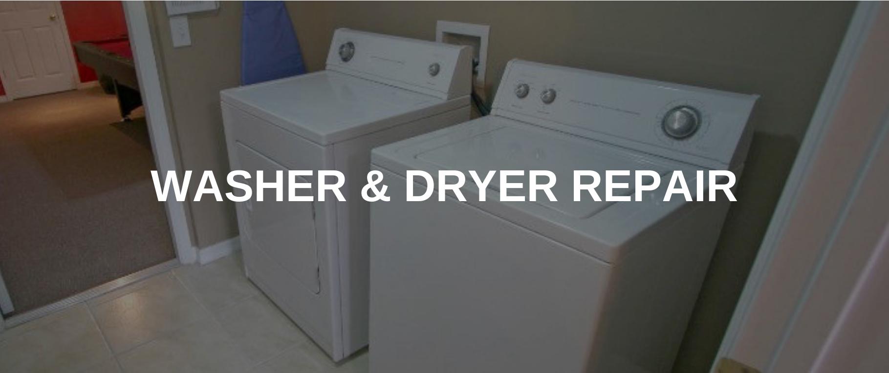 washing machine repair fort worth